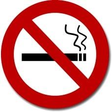 Como deixar também de fumar que está na comida