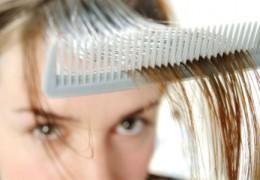Dermatite seborreica ou cabelo oleoso