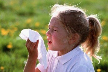 Fatores que favorecem alergias respiratórias