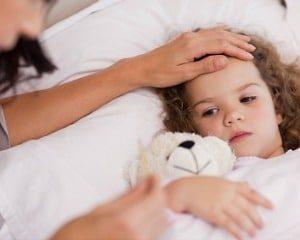 Doenças comuns em crianças
