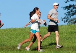 5 minutos de exercícios com a natureza ajuda na saúde mental