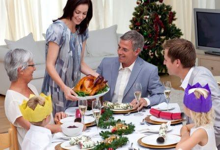 Dicas para cuidar da alimentação neste Natal
