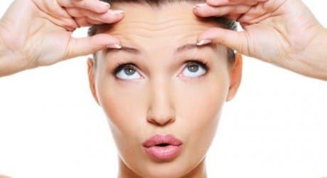 Ginástica facial contra o envelhecimento