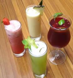 Propriedades das bebidas sem álcool