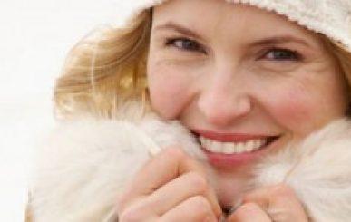 Não deixe que o frio maltrate a sua pele