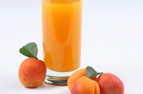 Suco de pêssego para perda de peso