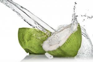 Propriedades da água de coco