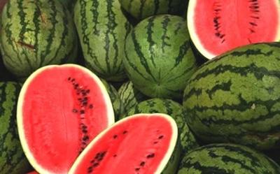 Propriedades da melancia