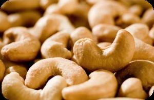 Benefícios da castanha de caju