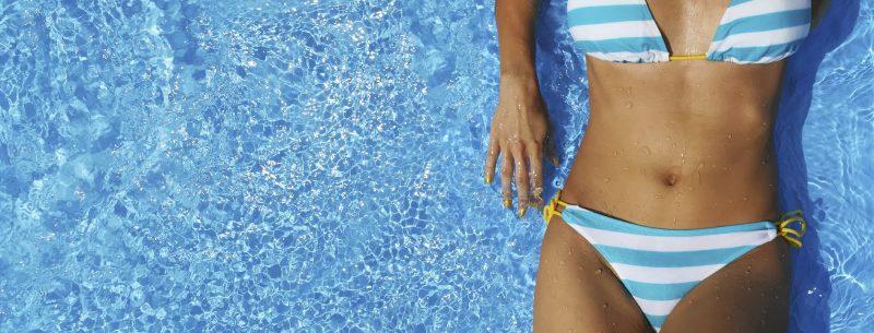 O cloro das piscinas pode danificar significativamente os pulmões
