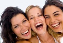 Rir faz bem para a nossa saúde
