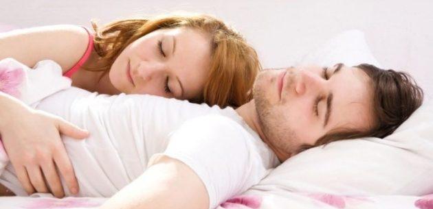 As melhores posições para dormir
