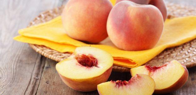 Benefícios do pêssego
