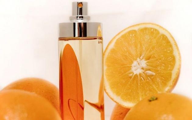 quimica perfumes