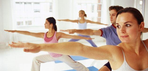 Yoga para aliviar os síntomas da menopausa