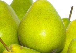 Os benefícios da pera