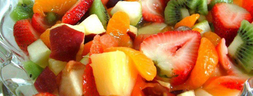 Dieta a base de frutas em 3 dias - Dicas de Saúde