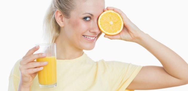 Propriedades da vitamina C