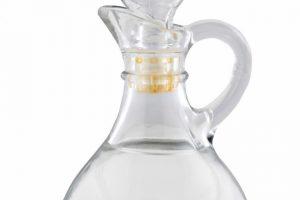 Propriedades do vinagre branco