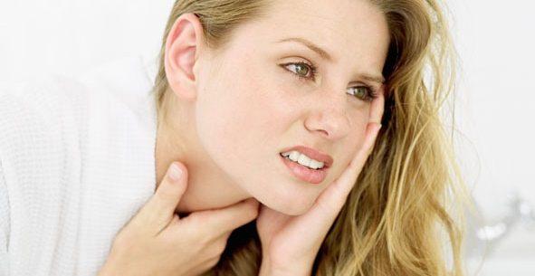 Receita caseira para aliviar a dor de garganta