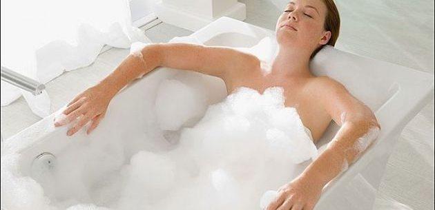 Benefícios dos sais de banho
