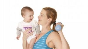 exercicios para regenerar o corpo apos o parto