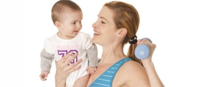 Exercícios para regenerar o corpo após o parto
