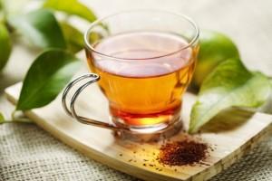 Propriedades curativas do chá de rooibos