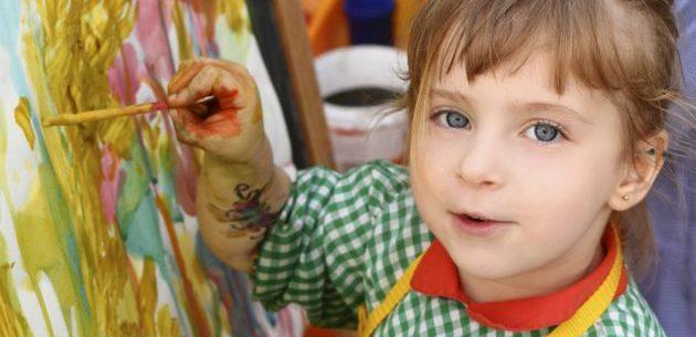 Arteterapia para crianças com déficit de atenção