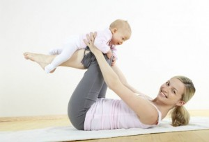 Dicas para praticar Yoga com seu bebe