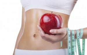 Propriedades da maçã para baixar o peso