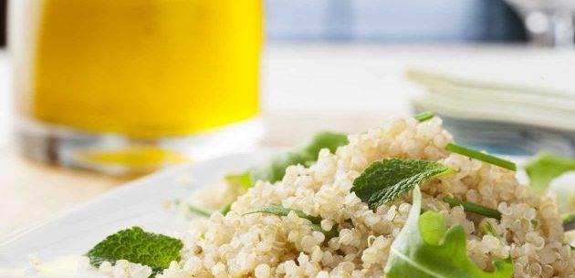Propriedades da quinoa