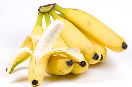 Benefícios da casca de banana para a pele
