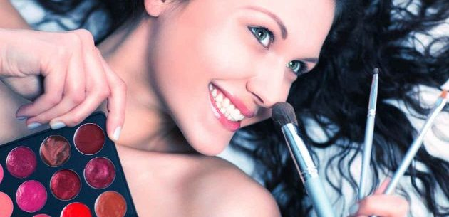 Como usar a maquiagem orgânica