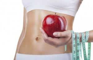 Dieta de maçã para perder peso