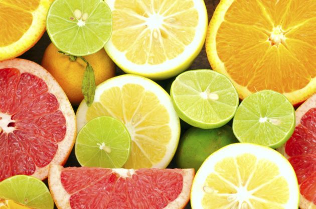 principais propriedades das frutas cítricas