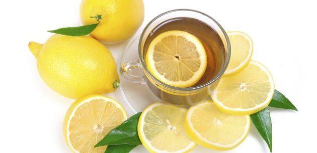 Benefícios do chá de limão