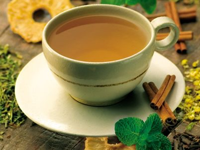 Chá para aliviar o stress
