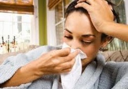 Receita caseira para combater a gripe