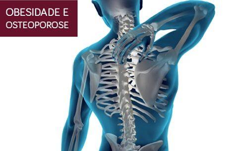 A obesidade aumenta o risco de osteoporose