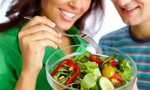 Dieta vegetariana para prevenir doenças cardíacas