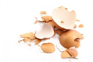 Remédios caseiros com casca de ovo
