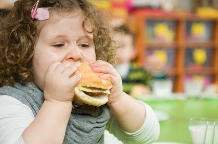 As meninas com sobrepeso tem um risco maior de asma