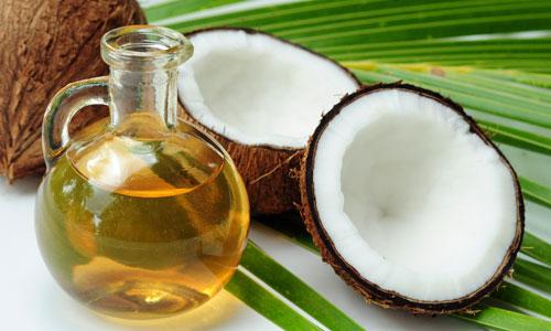 Óleo de coco para acelerar o metabolismo