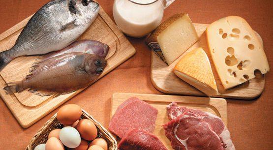5 Sinais da falta de proteínas