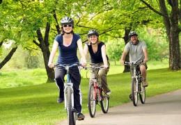 Os benefícios da bicicleta