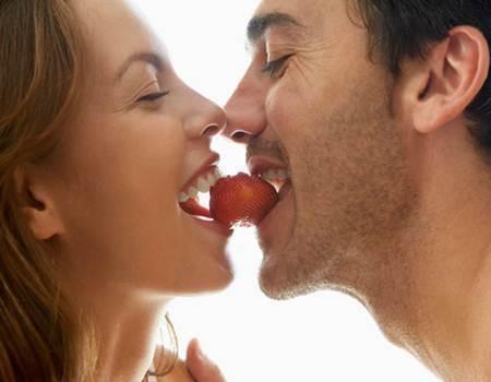 Melhore a sua vida sexual com uma dieta saudável