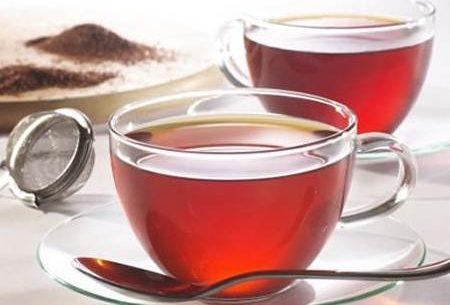 Propriedades do chá vermelho