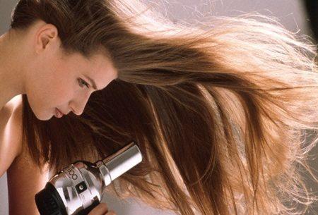 Como manter um cabelo liso