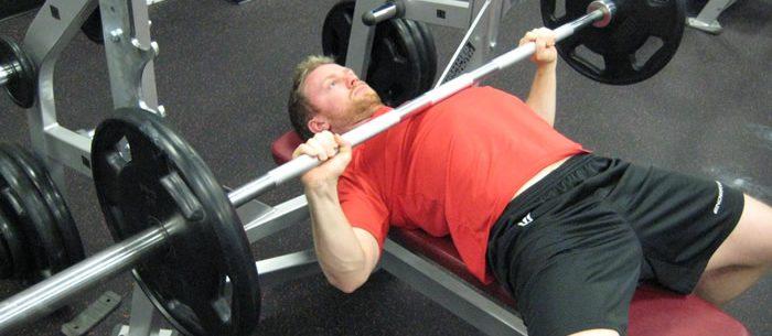 Exercícios físicos para melhorar o peitoral